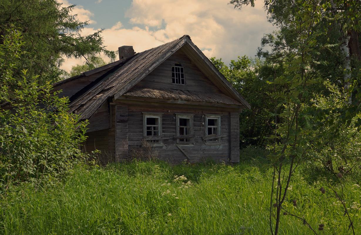 деревенские старинные дома фото уверенностью радостью