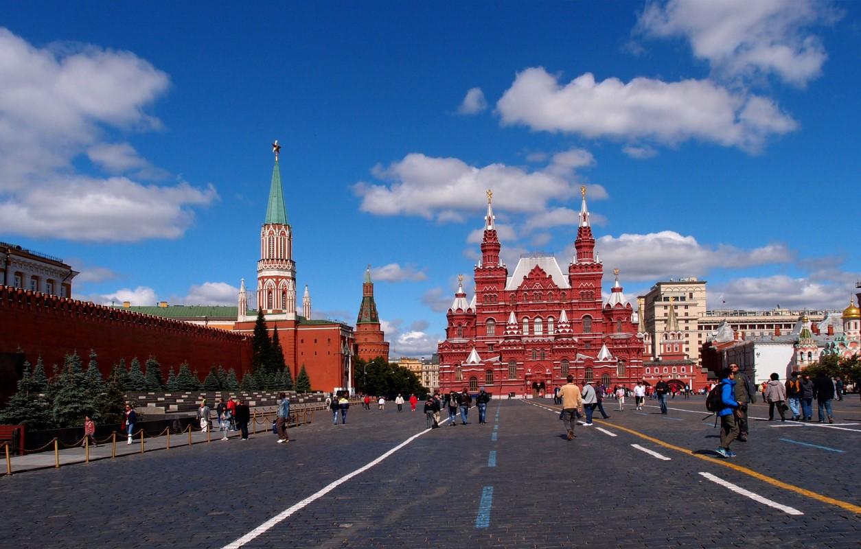 Красная площадь на картинках, зимняя сказка рабочий