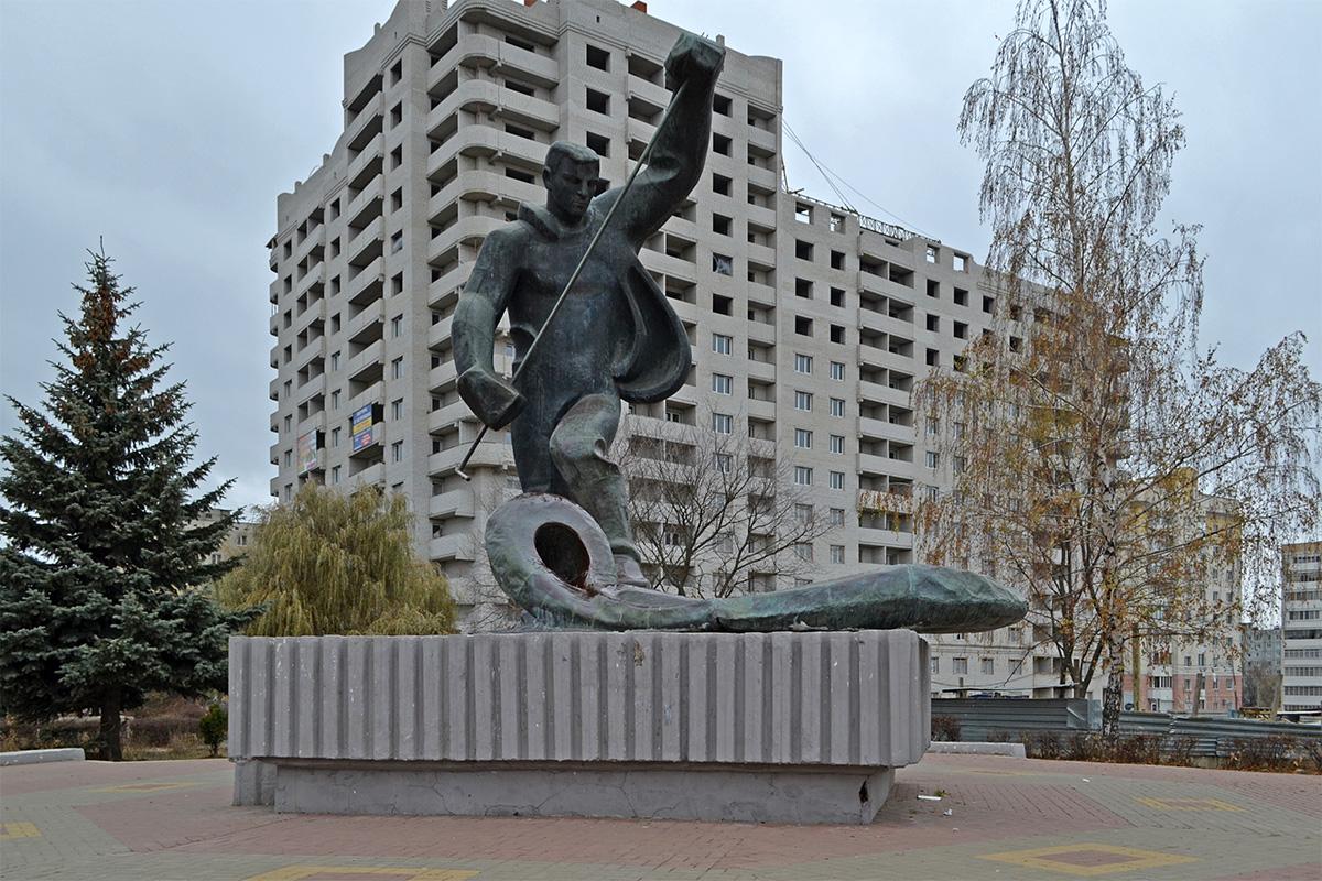 Фото памятников города орла