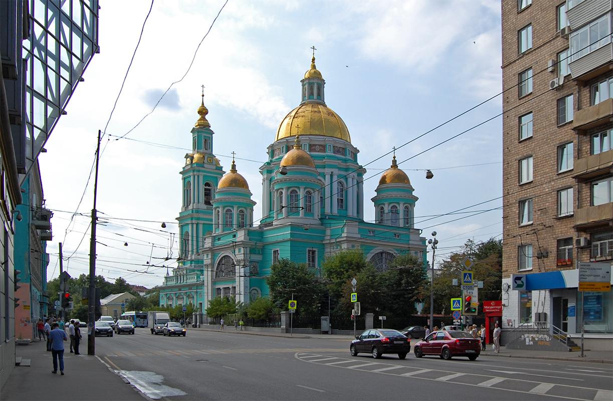 Картинки елоховского собора в москве