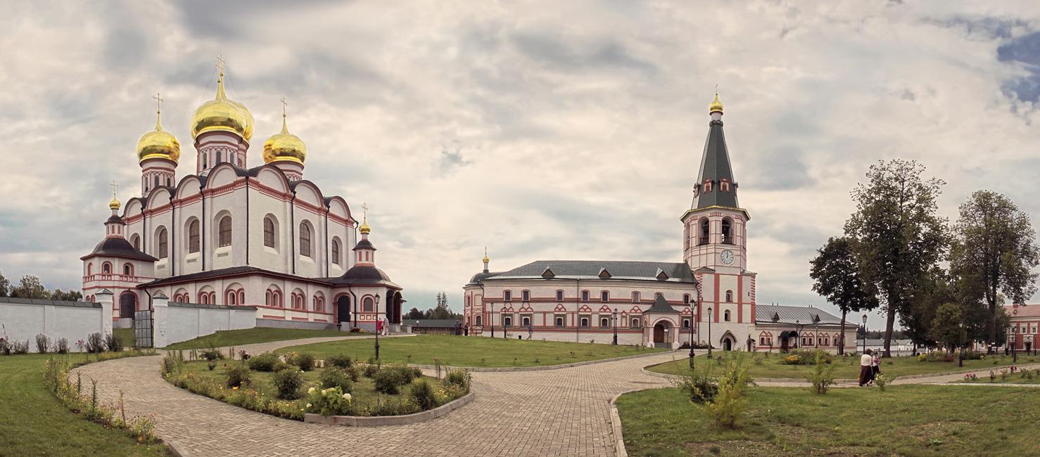 Иверский мужской монастырь валдай фото