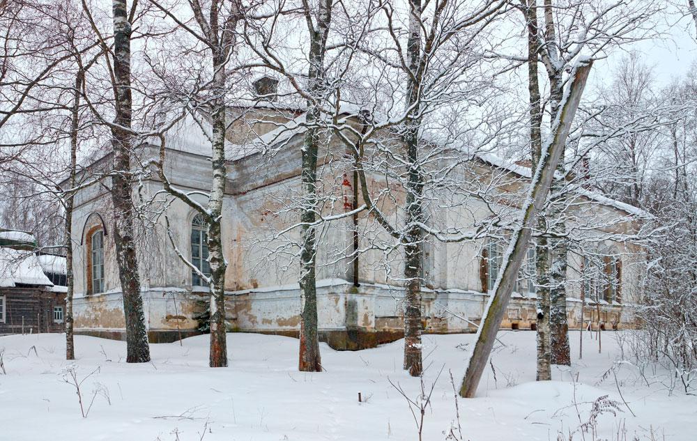 Деревня бобрище тверская область фото