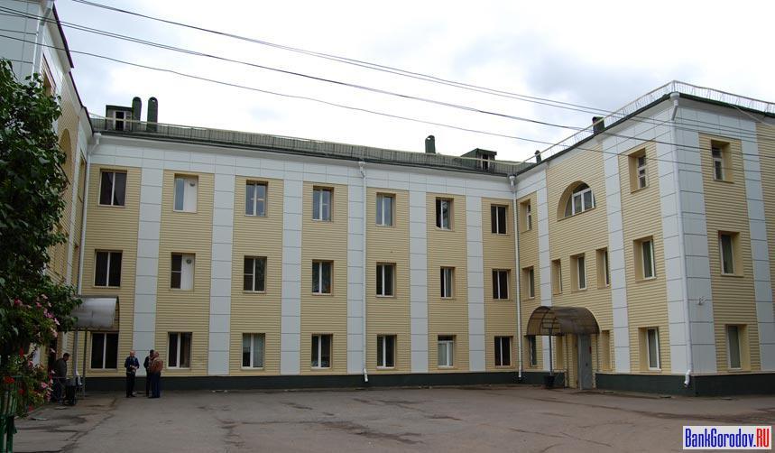 клиническая больница №6.