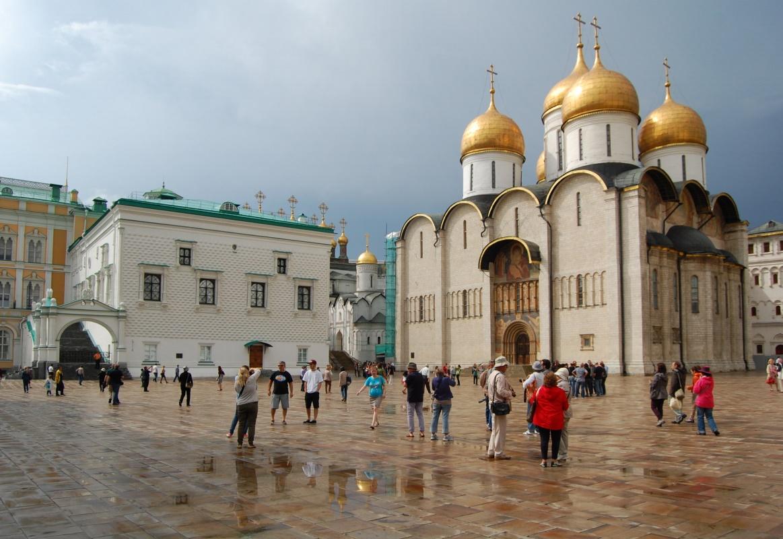 фото кремля соборная площадь
