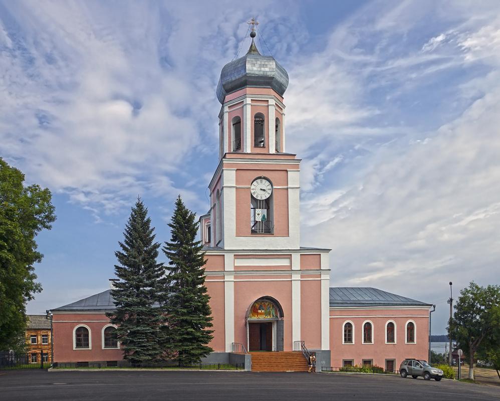 Картинки по запросу Свято-Троицкий собор в Валдае
