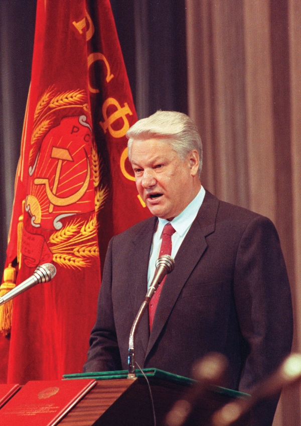 yeltsin critical inactivity