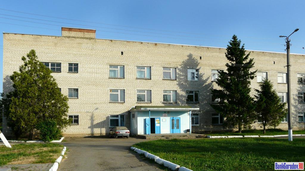 Детская больница спасск рязанский